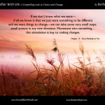 Making Changes ~ A Compelling Look at Choice and Change by Barbara Hyde